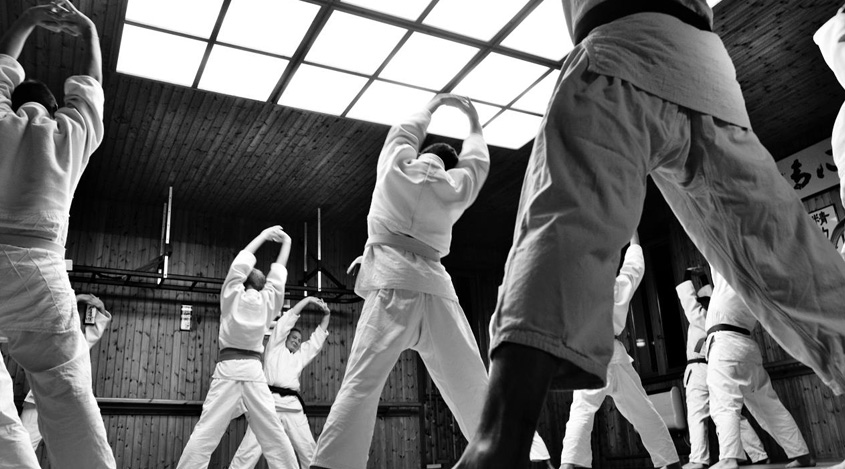 Winter Camp 2013, a deeper look at Judo from 360 degrees