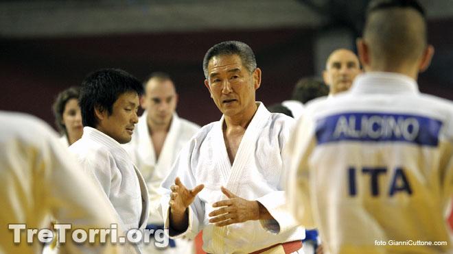 Hiroshi Katanishi e Yoshiyuki Hirano