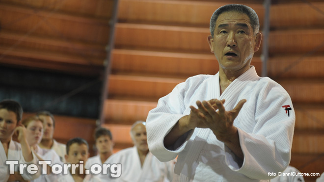 6th International Judo Summer Camp: Hiroshi Katanishi has closed the second day