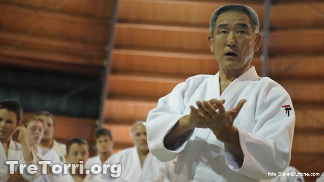 Hiroshi Katanishi, Judo Summer Camp 2013 - Giorno 2