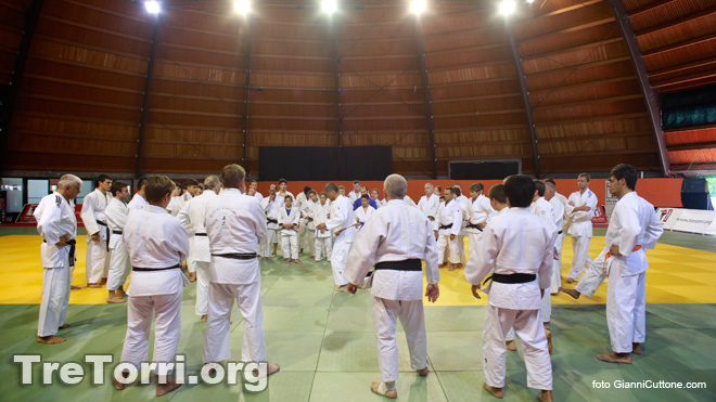 6th International Judo Summer Camp: Sarnano 2013 – Day Two