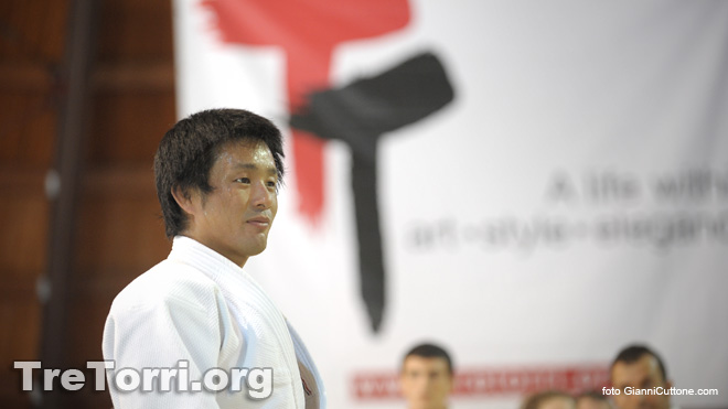 6th International Judo Summer Camp: Sarnano 2013 – Day One