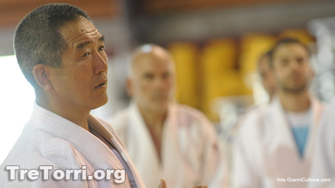 6° International Judo Summer Camp: Katanishi sceglie le tecniche di Te waza per la sua ultima lezione