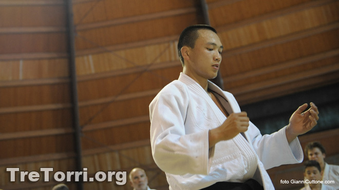 6th International Judo Summer Camp 2013: Yamamoto closes the event on the Tatami