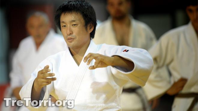 Tre Torri Judo Summer Camp 2013, day 2
