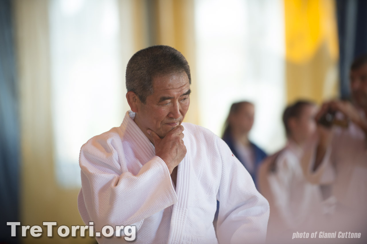 Tre Torri Judo Summer Camp 2014, day 2 – 1st session