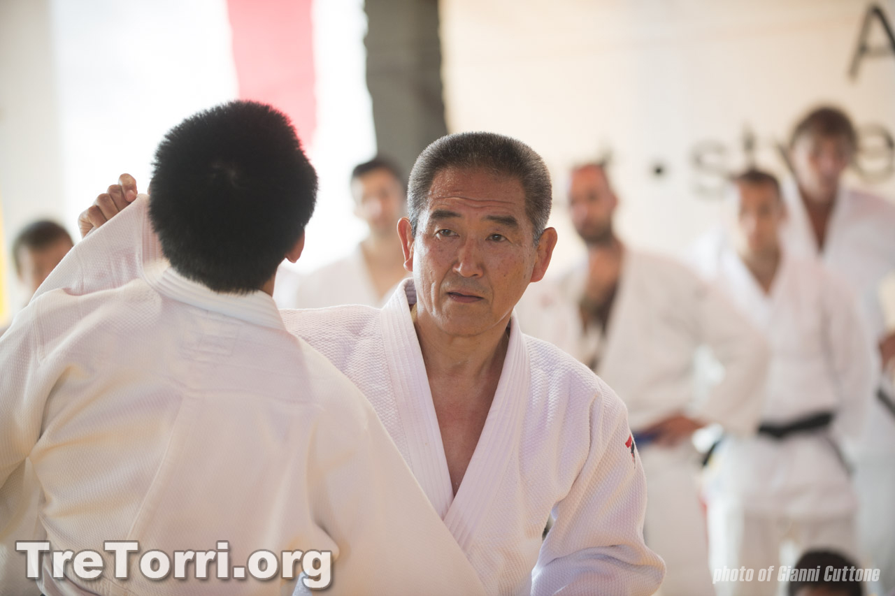 Tre Torri Judo Summer Camp 2014, day 1 – 3rd session