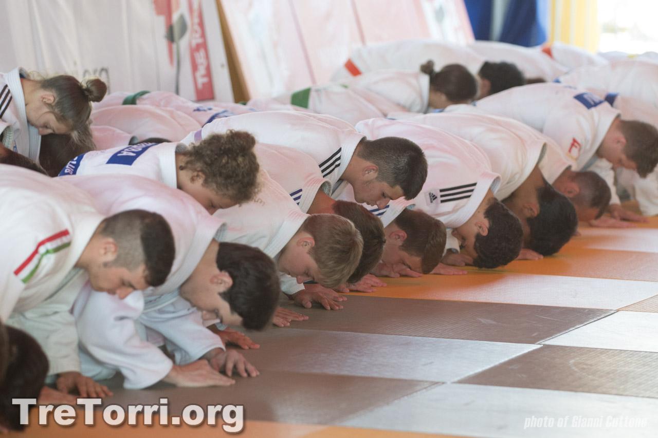 Tre Torri Judo Summer Camp 2014, day 5 – 3rd session