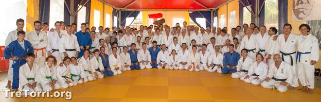Judo Summer Camp 2014 Foto di gruppo