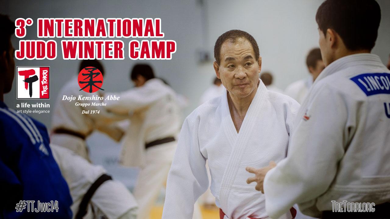 Furiko Tomoe Nage: Kashiwazaki shows his technique #TTJwc14