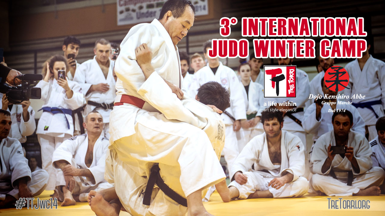 Judo Winter Camp, the 2nd day between heating and technique #TTJwc14