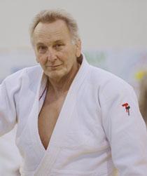 Il Maestro di Judo Corrado Croceri 6° Dan