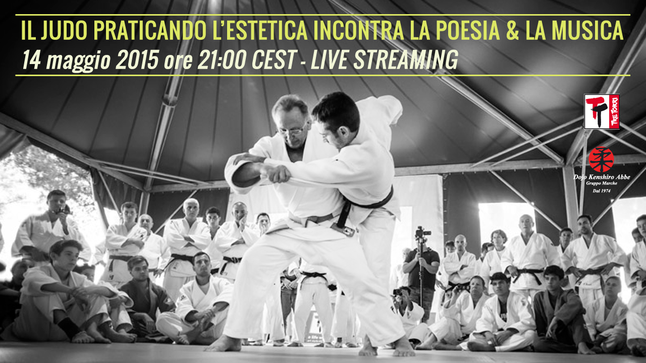 Judo, Poetry and Music – Live event