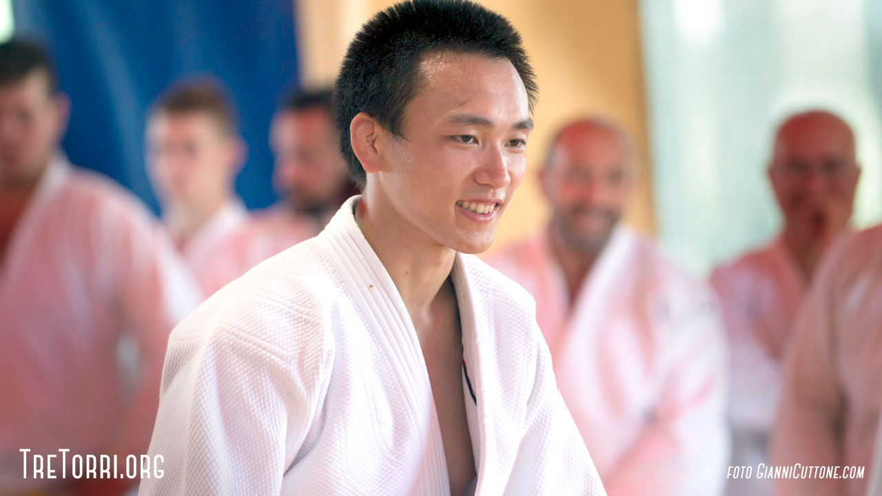 Kintaro Yamamoto 7th edition of Judo Summer Camp