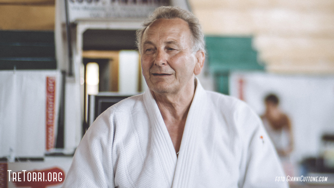 Corrado Croceri, Judo Summer Camp's founder