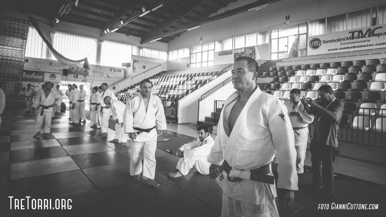 The Judo Master Nobuhisa Hagiwara