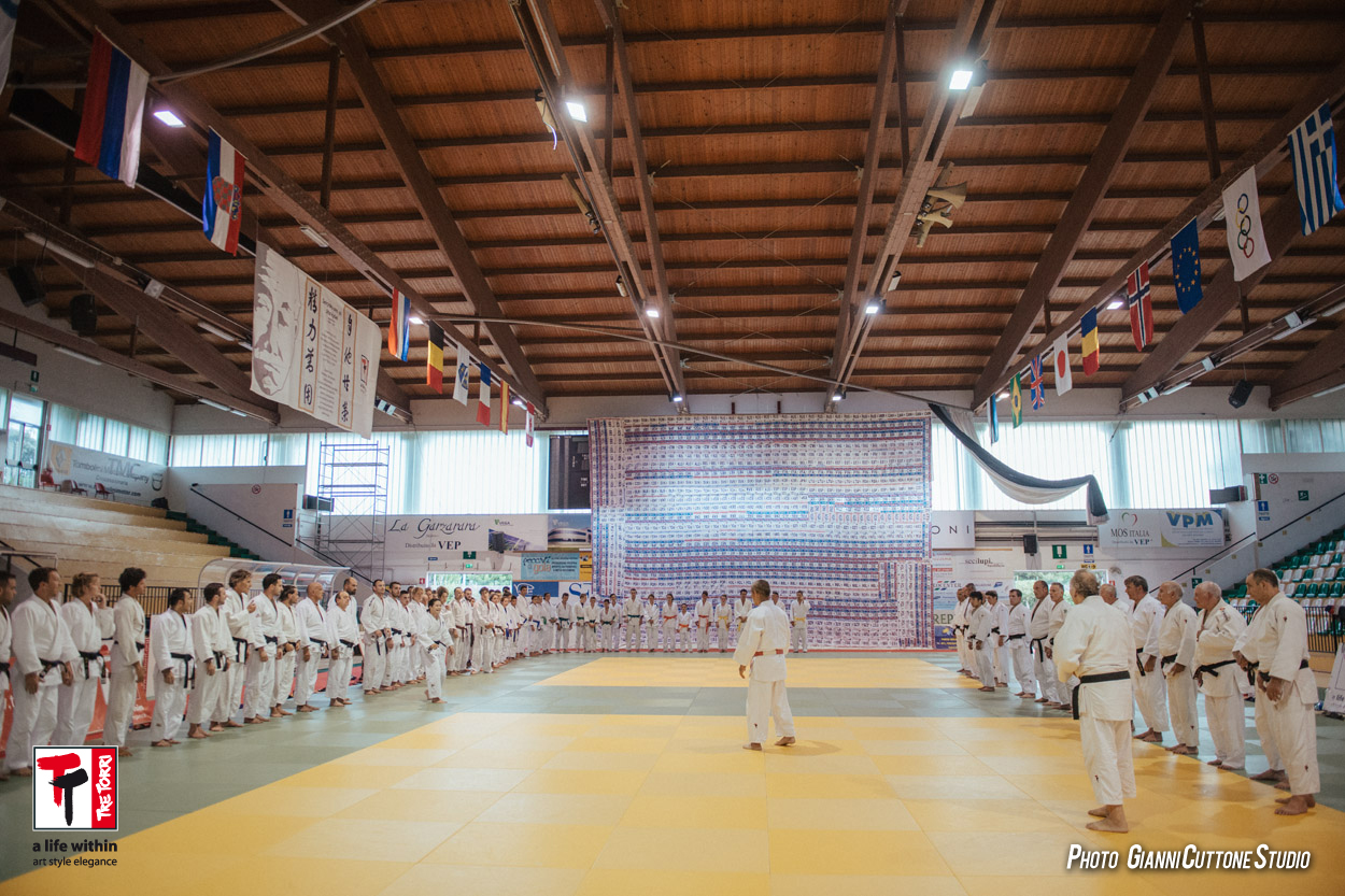 Video: I migliori momenti della seconda parte del Judo Summer Camp 2018