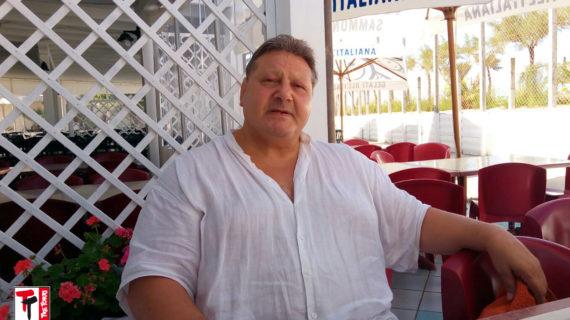 Il campione olimpico Angelo Parisi: «Qui al Tre Torri c'è il vero Judo»