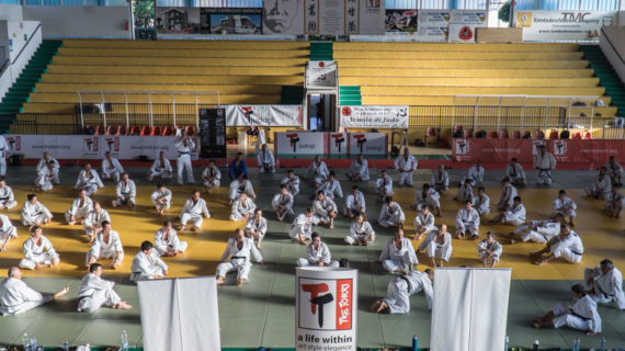 Judo Summer Camp 2019 towards the end