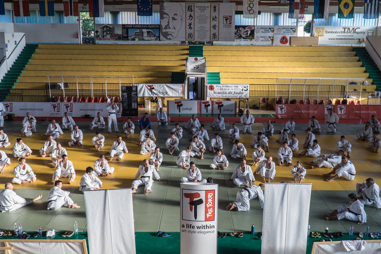 Corrado Croceri: «With regret I inform you that the Judo Summer Camp 2020 is cancelled »