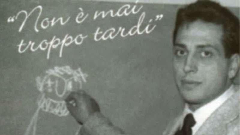 Alberto Manzi - Non è mai troppo tardi