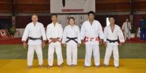 I Maestri del Judo Camp Estivo Tre Torri 2011
